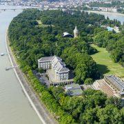 Margaret Island, River Danube