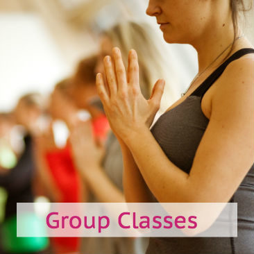 Click here to Explore group yoga & Pilates classes at Breathing Place