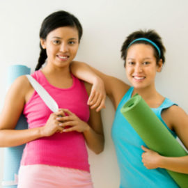 Yoga for Teens Classes in Clane