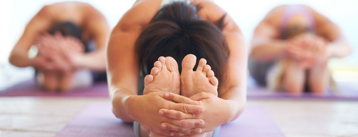 Second Yoga Pilates Class 33% Off