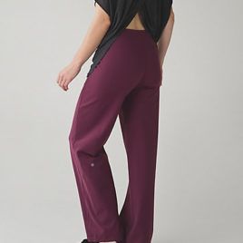 Lululemon sit in stillness yoga pant