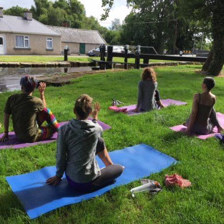 Outdoor Yoga Kildare