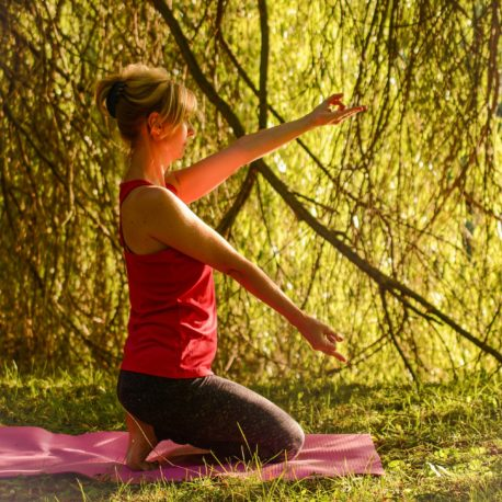 Rejuvenate: Open to Spring with Yin