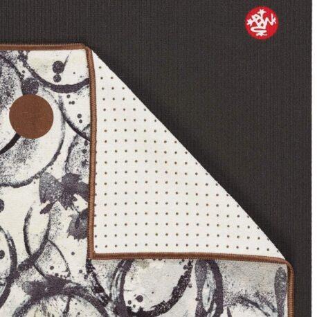 Manduka Yogitoes Enso Ink Yoga Mat Towel